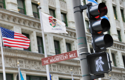 Ritz Carlton on Chicago's Magnificent Mile