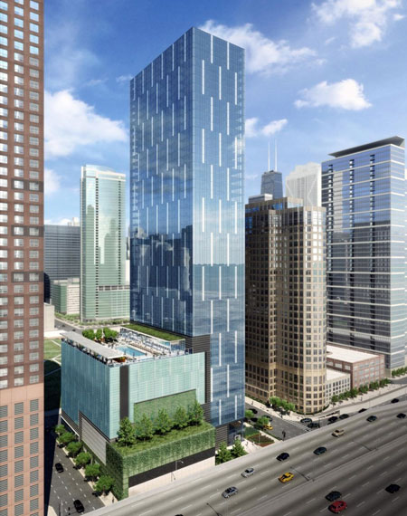 500 N Lake Shore Drive Apartments For Rent
