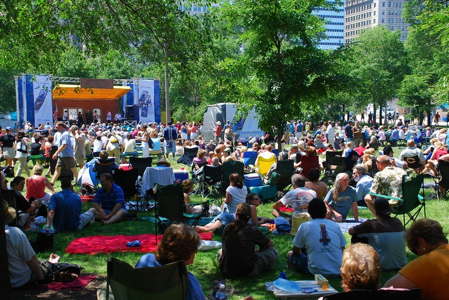 June 2016 Events in Chicago
