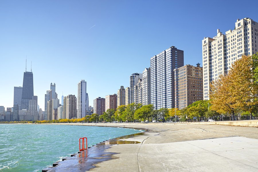 Gold Coast Condo Buildings with the Best Views of the Lakefront
