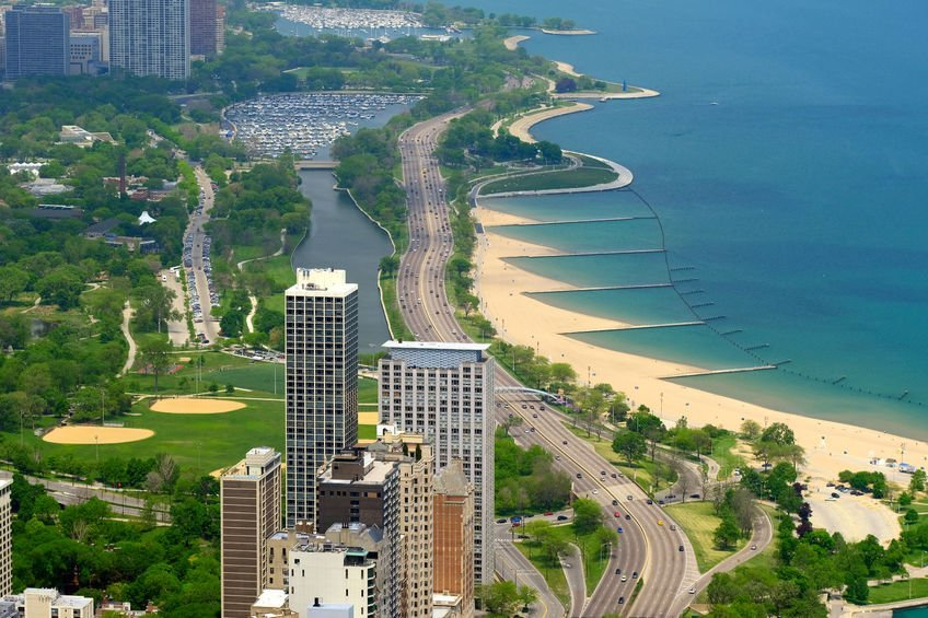 Chicago Condo Buildings with Lake Views