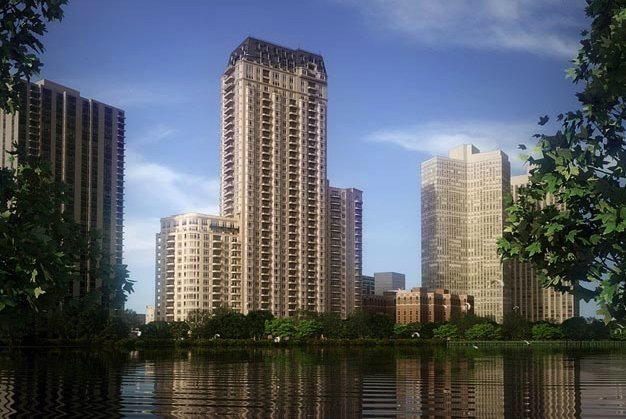 Lincoln park condos by building address for The pointe at lincoln park