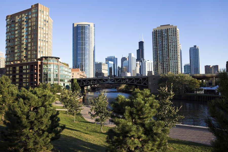 River North S Top Condo Buildings For Three Bedroom Condos