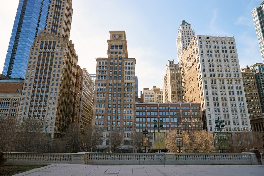 The Loop Condo Buildings