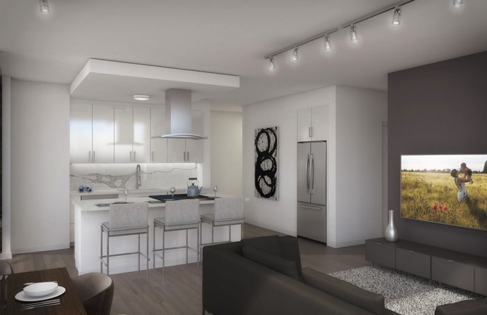 Have A Look Inside The Sinclair The Near North Side 39 S Newest Apartment Tower