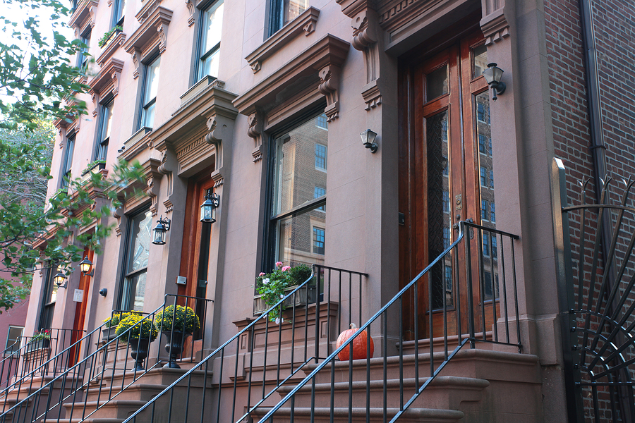 Gold Coast Brownstones For Sale, Chicago
