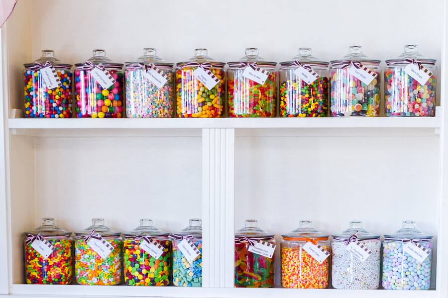 Downtown Chicago's Best Candy Stores