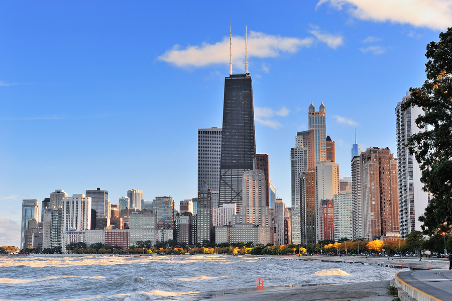 What are chicago 39 s most expensive condo buildings right now for Hotel right now in chicago
