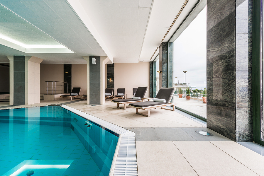Top River North Condo Buildings with a Pool