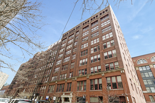 Downtown Chicago Lofts For Sale
