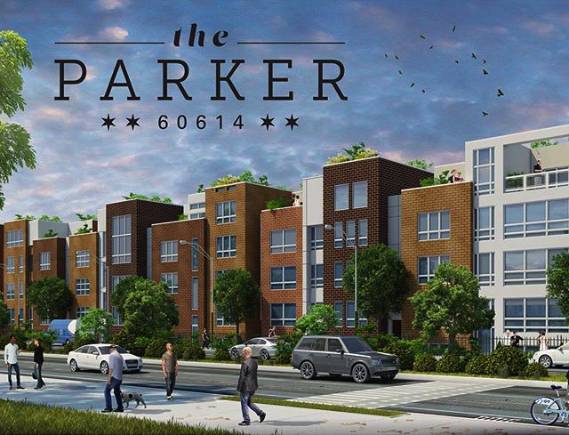 The Parker Condos Lincoln Park