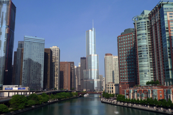 Trump Tower Condos For In Chicago Illinois